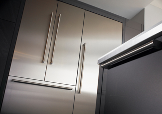 Maumee, OH Stainless Steel Cabinets