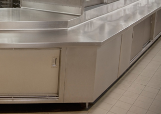 Perrysburg, OH Stainless Steel Cabinets