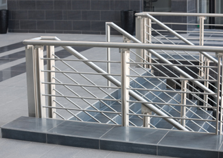 Stainless Steel Handrails Woodridge, IL