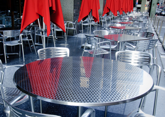Stainless Steel Tables Chicagoland