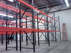 Pallet Racking Removal Missouri City, TX