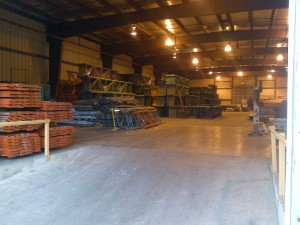 We Buy Used Racking Conroe, TX